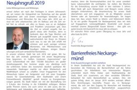 Neckargemünd aktuell 01/2019