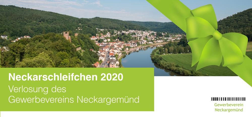 Neckarschleifchen-Verlosung 2020