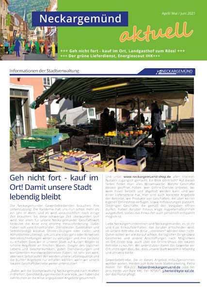 Neckargemünd aktuell 02/2021